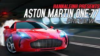 Aston Martin One 77 Breaks 220 MPH Record Videos