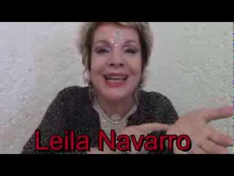 Palestrante Leila Navarro