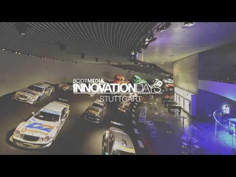 Aftermovie BODYMEDIA Innovation Days 2017 Stuttgart