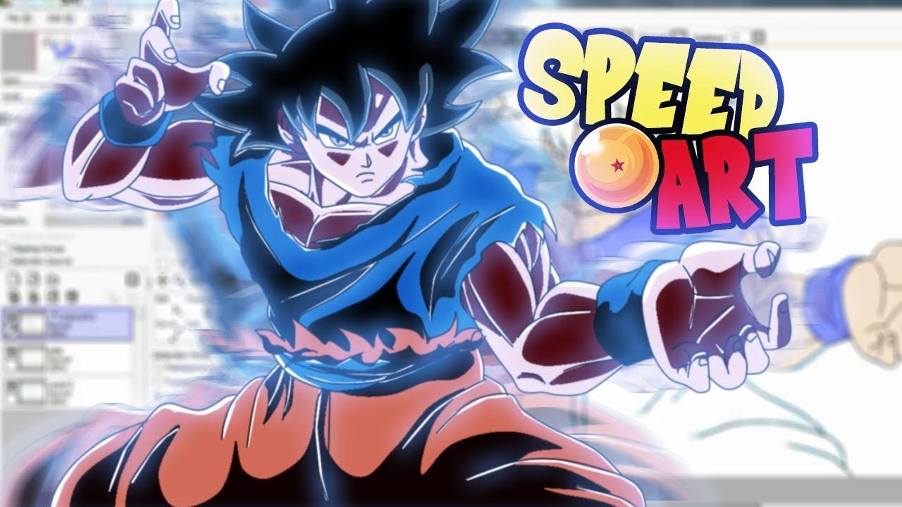 Ultra Instinct Goku Hd Wallpaper: Goku Ultra Instinct (Wallpaper) [SAI]