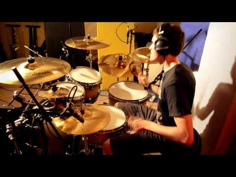 Crystal Method-roll it up/Drum Cover by Vitalik Gerasimovich