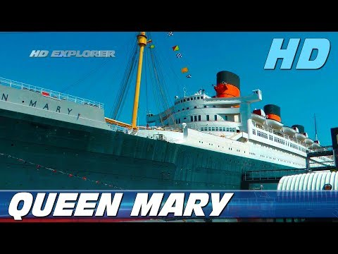 Queen Mary - Long Beach (California USA)