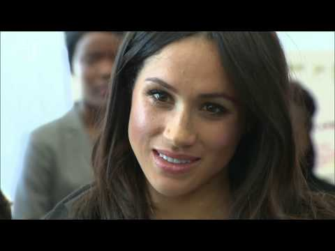 Prince Harry and Meghan Markle meet inspirational Commonwealth Youth leaders  5
