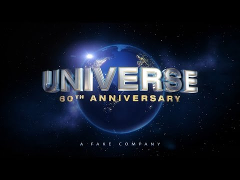 Universal Studios Intro Animation - Element 3D