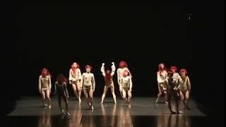 第15回日本女子体育大学舞踊学専攻 卒業公演 高野研究室「悦楽」