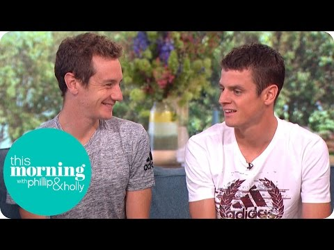 The Brownlee Brothers On World Triathlon Series Drama | This Morning