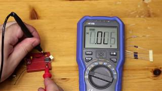 Owon OW18B Bluetooth Multimeter - My Thoughts
