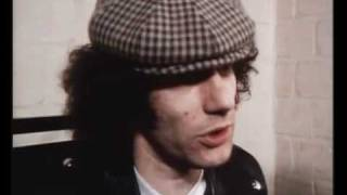 Angus Young & Brian Johnson Interview - 1981