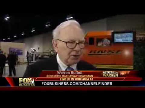 2010 Berkshire Hathaway Meeting- Warren Buffett On Capitalism- Fox Business