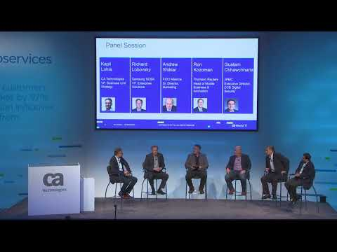Panel: Multi-faceted Security Options for a Mobile World