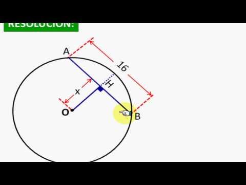 concepto de radio en geometria yahoo dating