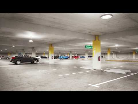 VCPG Ultimate LED Parking Garage Luminaire