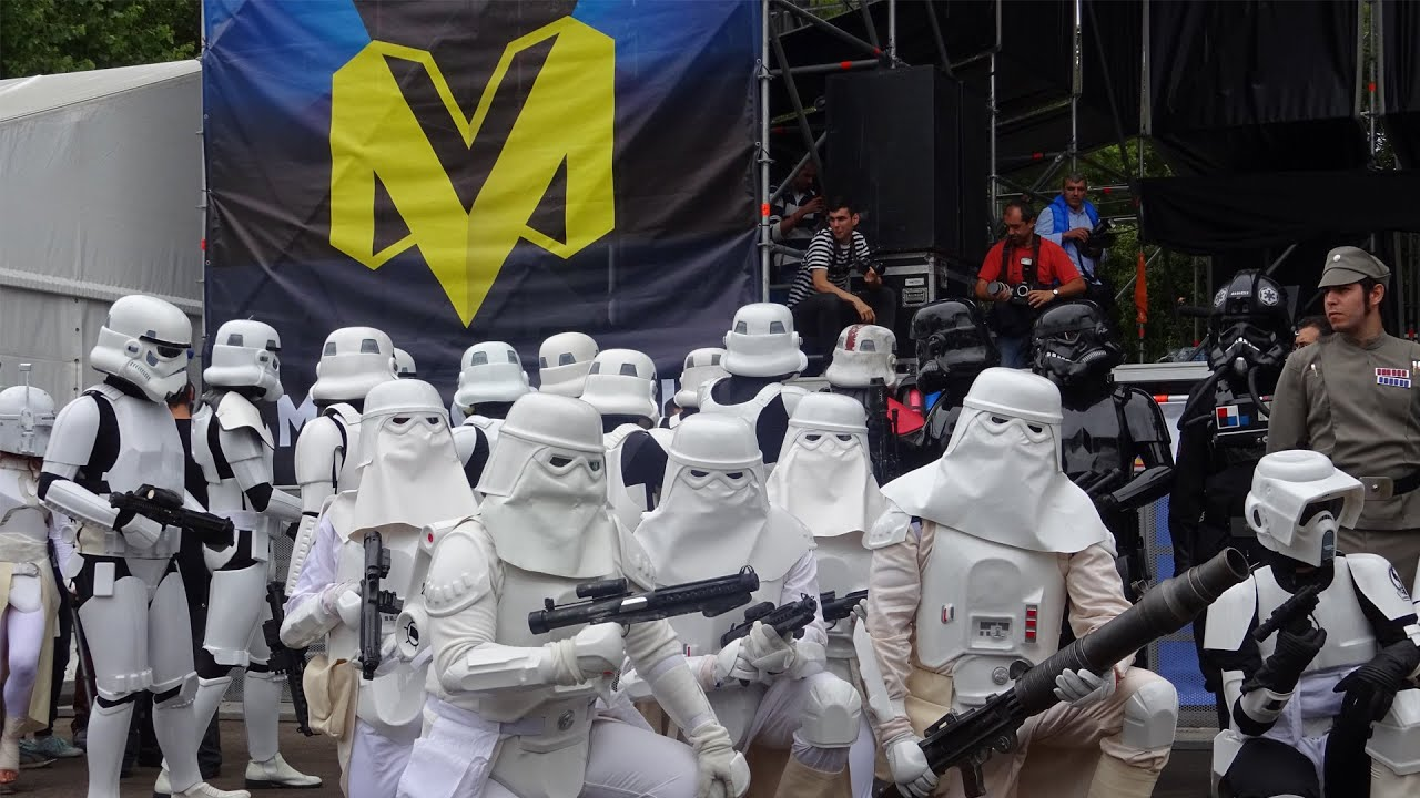Camera Cachee Star Wars : Metrópoli gijón star wars youtube
