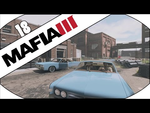 BLOWING SHIT UP - Let's Play Mafia III Gameplay - Ep.18!