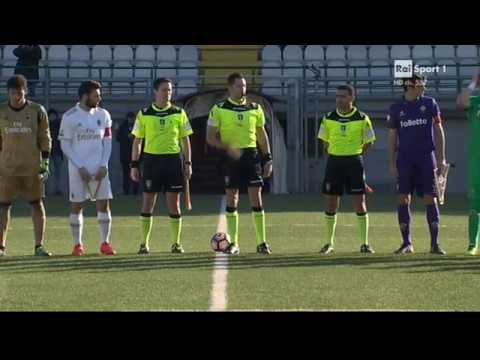 Fiorentina - Milan 1-2 primavera TIM