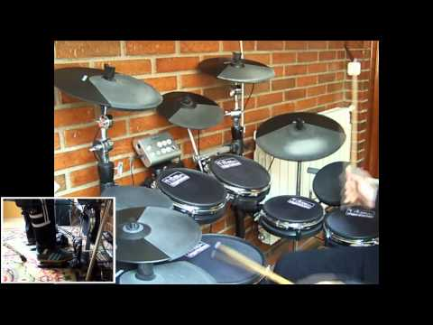 Porcupine Tree - Arriving Somewhere But Not Here (Drum Cover - Franki Bio)