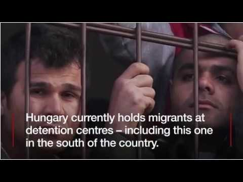 "Hungary To Put ""Migrants"" In Converted Shipping Containers"