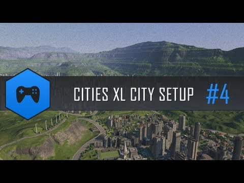 Cities XL Platinum Part 4: Improving the services sector