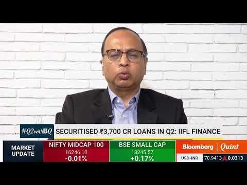 IIFL Finance CFO On Factors Behind Deterioration In Asset Quality & More