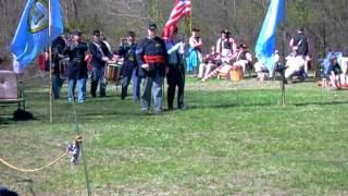 3rd Maine Infantry @ Lexington Muster 2013