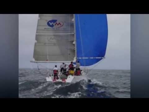 Satellite Spy - Ross 40 - Coastal Classic 2004 - The Race