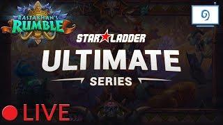 [LIVE] Starladder Ultimate Series - Day 3 [RU]