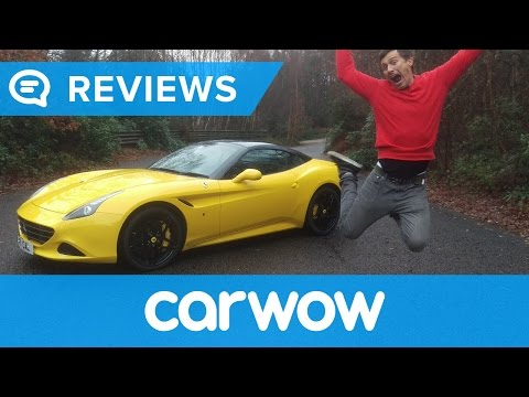 Ferrari California T 2017 review | Mat Watson Reviews