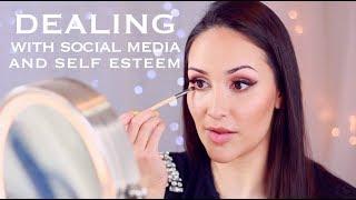GRWM: dealing with social media & self esteem