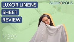 Luxor Linens Sheets Review - How Do These Bamboo Sheets Feel?