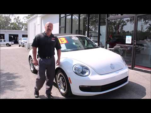 Norm's Trade of the Week: 2013 Volkswagen Beetle Convertible