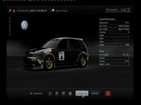 gran turismo 5 list of the 17 17 racing modification cars youtube. Black Bedroom Furniture Sets. Home Design Ideas