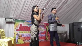 CHHUP GAYE SARE NAZARE BY NAVIN AND MEGHA IN JUNOON