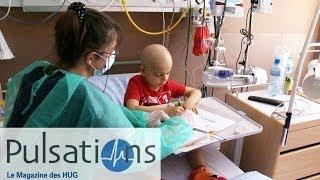Cancer de l'enfant. Un tsunami dans la vie