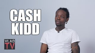 "Cash Kidd on Starting Rap as a Hobby, ""On My Mama"" Getting 7 Million Views"