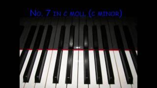 Vladimir Ashkenazy plays Rachmaninoff Etudes Tableaux Op.39 (4/5)