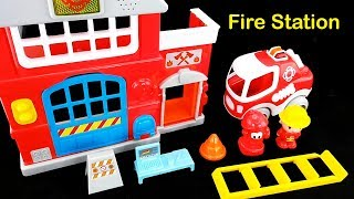 "😀Go Grow Fun😀 EP32 ""Fire Station"""