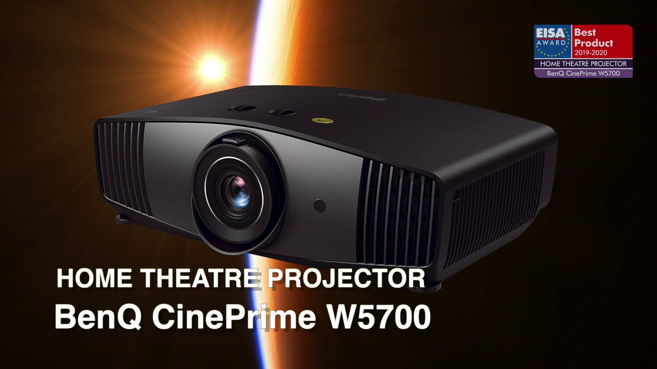 Best Home Theater Projector 2020.Benq W5700 Eisa Best Home Theatre Projector 2019 2020