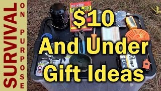 Outdoor Gift Ideas for $10 or Less - Christmas Gifts - 2016