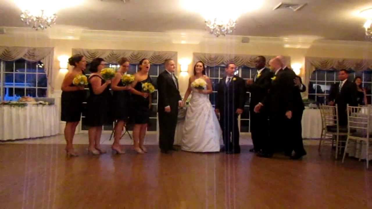 Ct Dj Kurt Entertainment S Wedding Party Introduction With Love Story Into First Dance