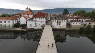 Ponte Romana de Chaves (drone video)