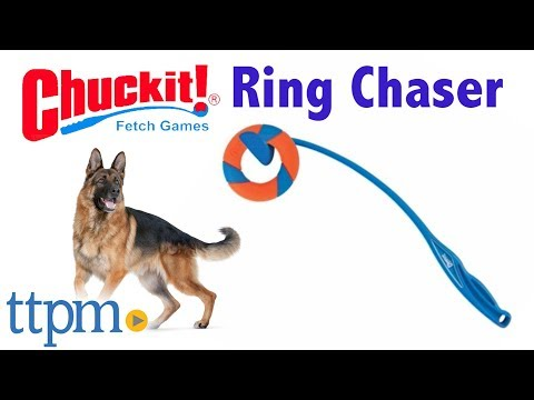 Chuckit! Ring Chaser from Petmate