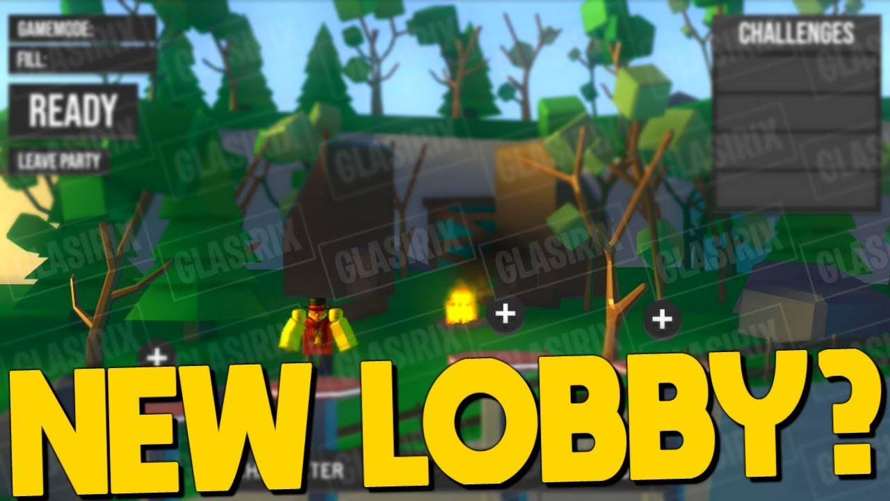 New Lobby COMING To Strucid And Something Else... - YouTube