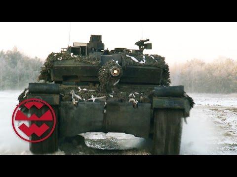 Leopard: Der Stolz jeder Armee // Panzer Teil 1 - Welt der Wunder