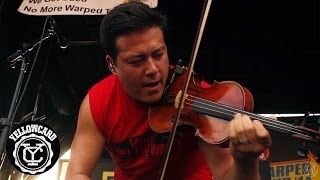 YellowCard - Way Away Live Vans Warped Tour 2014 Houston