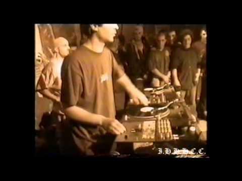 Josta e DJ Gruff - Video inedito (Old Fanzine Style)