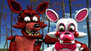 [SFM FNAF] Foxy's Family: The Easter Surprise