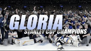 GLORIA, The Story of The 2019 St. Louis Blues
