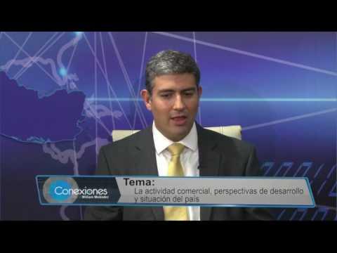 Javier Steiner en Conexiones con William Meléndez