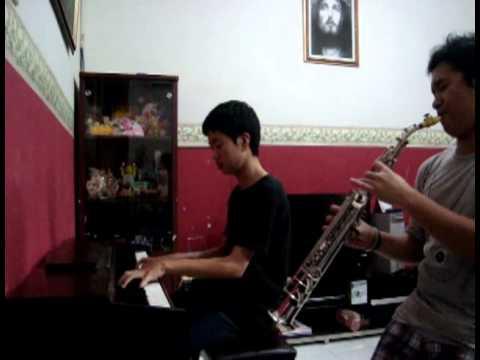 Raisa (cover with saxophone) Apalah arti menunggu