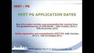 NEET PG Entrance Exam  2013  (Overview)